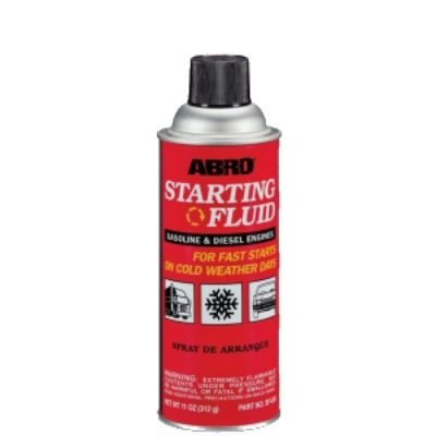 Abro Стартовая жидкость SF-650-R