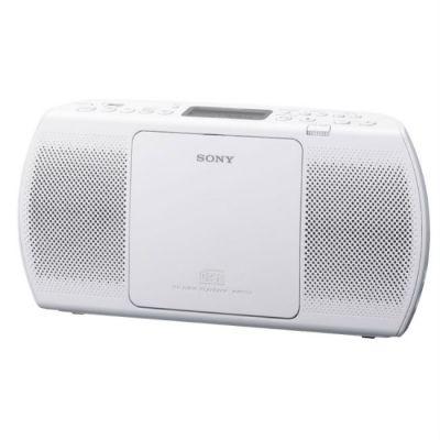 Магнитола Sony ZS-PE40CP белый