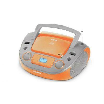 Магнитола TELEFUNKEN TF-CSRP3481 Orange