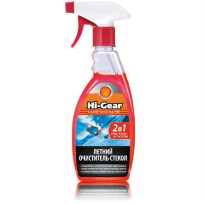"""Hi-Gear HG5643 Летний очиститель стекол """"2в1"""" 473мл."""