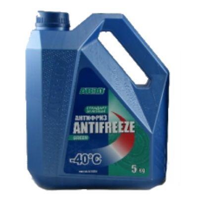 Abro Антифриз зелёный AF-5515L(5кг)