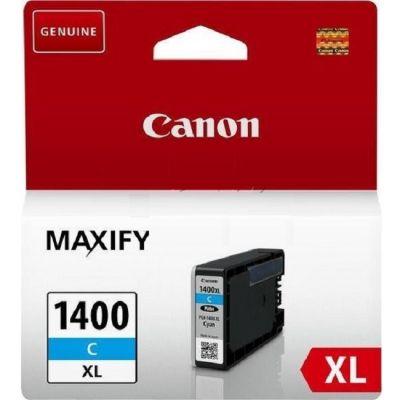 Картридж Canon PGI-1400XL Cyan/Голубой (9202B001)