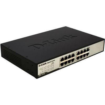 Коммутатор D-Link DGS-1016D/G1B