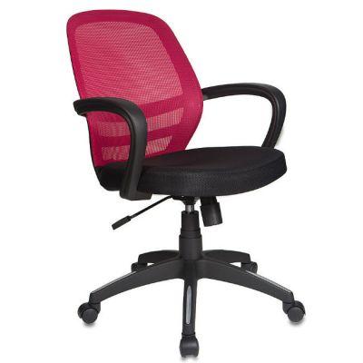 Офисное кресло Бюрократ CH-499 бордовый