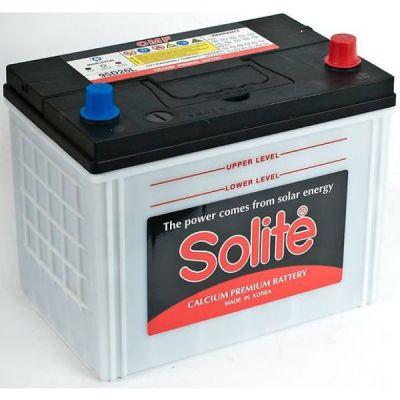 Автомобильный аккумулятор Solite Asia 85 А/ч, о.п. (95D26L) (2015) 9135133