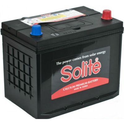 Автомобильный аккумулятор Solite Asia 85 А/ч, о.п. (95D26L) B/H с буртиком (2015) 9135134