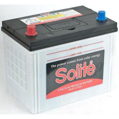 Автомобильный аккумулятор Solite Asia 85 А/ч, п.п. (95D26R) 9135135