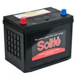 Автомобильный аккумулятор Solite Asia 85 А/ч, п.п. (95D26R) B/H с буртиком 9135136