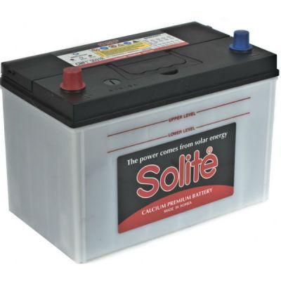 Автомобильный аккумулятор Solite Asia 95 А/ч, п.п. (115D31R) (2015) 9135140