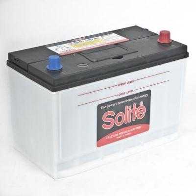Автомобильный аккумулятор Solite Asia 115 А/ч, о.п.(115E41L) B/H с буртиком 9135144