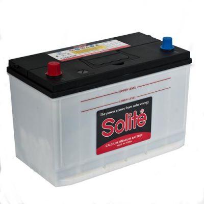 Автомобильный аккумулятор Solite Asia 115 А/ч, п.п.(115E41R) B/H с буртиком (2015) 9135145
