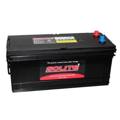 Автомобильный аккумулятор Solite 195 G51 о.п. ( - + ) 9166648