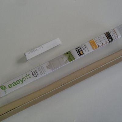 Жалюзи Redi Shade сотовые Easy Lift — легкий светофильтр, бежевые, 121х162 (Light Filtering Cellular) RD3508663