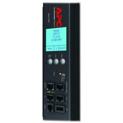 Аксессуар APC Rack pdu 2G, Switched, ZeroU, 32A, 230V, (21) C13 & (3) C19 AP8953