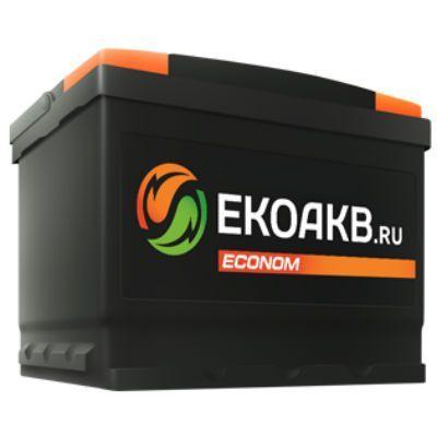 Автомобильный аккумулятор EkoAKB 55 N п.п. 9165297