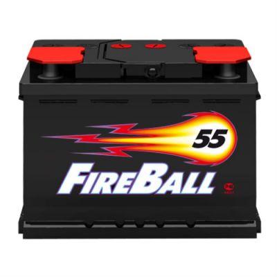 Автомобильный аккумулятор FireBall 6СТ-55 (0) о.п 9168492