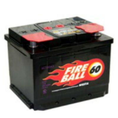 Автомобильный аккумулятор FireBall 6СТ-60 (1) п.п. 9168498