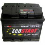 Автомобильный аккумулятор Ecostart 62 п.п. 9174318