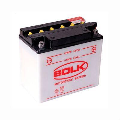 Автомобильный аккумулятор Bolk Moto 12V4 (504011-12N4-3B) сух 9171930