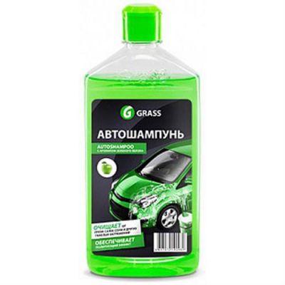 """Grass Автошампунь """"Универсал"""" (зеленое яблоко) 1л 111100-2"""
