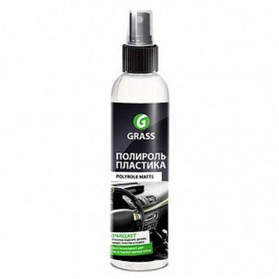 Grass Полироль-очиститель пластика «Polyrole Matte» матовый блеск 250мл 149250
