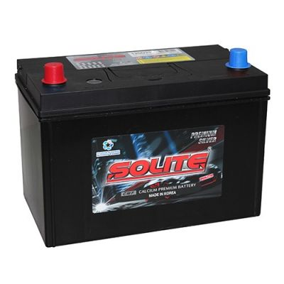 Автомобильный аккумулятор Solite Silver 110 п.п. (125D31R) (2014) 9166694