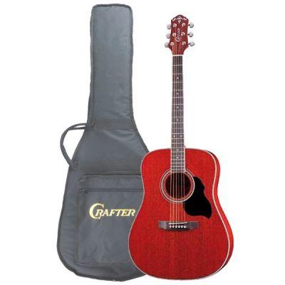 Акустическая гитара Crafter MD 42/TR + чехол