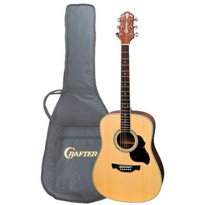 Акустическая гитара Crafter D 6/N + чехол