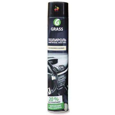 Grass Полироль-очиститель пластика глянцевый Вишня 750мл 120107-2