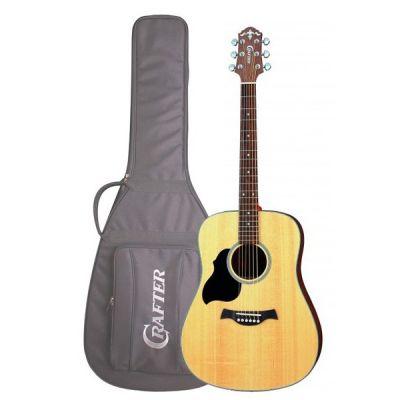 Акустическая гитара Crafter LITE-D SP/N-LH леворукая