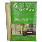 Grass Салфетка из искусственной замши «PROFI» IT-0327