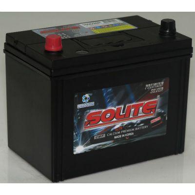 Автомобильный аккумулятор Solite Silver 95 п.п. (105D26R) (2015) 9167204