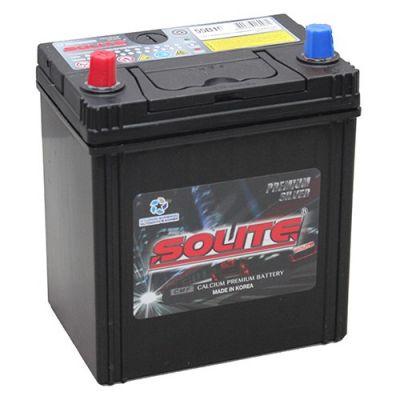 Автомобильный аккумулятор Solite Silver 50 п.п. (55B19R) 9167206