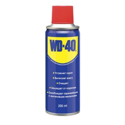 WD-40 (200мл) Средство для тысячи применений (жидкий ключ) 13626