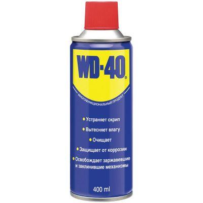 WD-40 (400мл) Средство для тысячи применений 9443