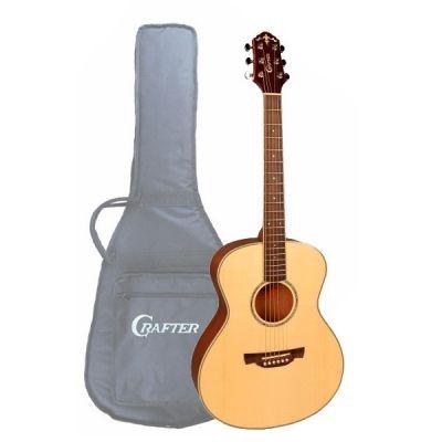 Акустическая гитара Crafter Castaway A/N + чехол