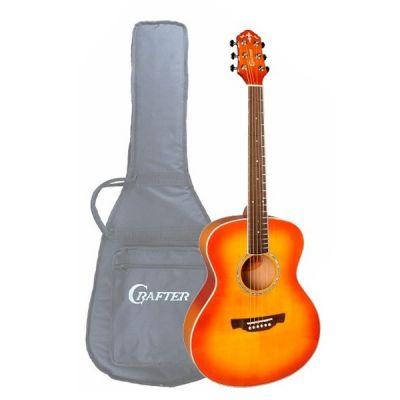 Акустическая гитара Crafter Castaway A/OS + чехол