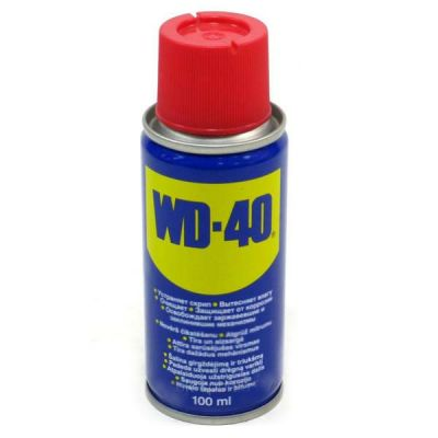 WD-40 (100мл) Средство для тысячи применений (жидкий ключ) 13625