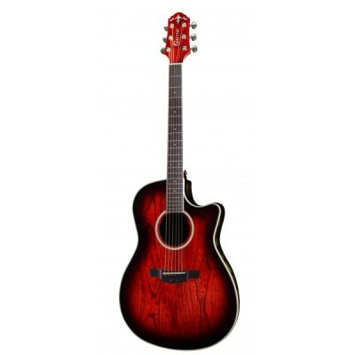 Электроакустическая гитара Crafter WB-400CE/RS