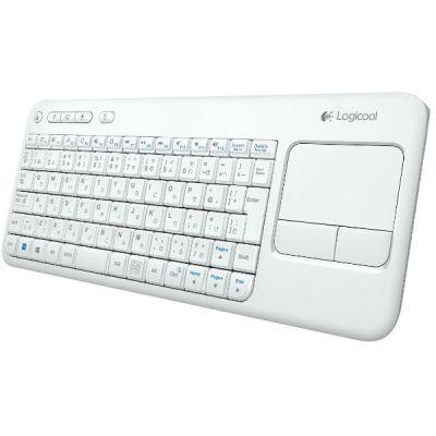 Клавиатура Logitech для ТВ Wireless Touch K400 920-005931