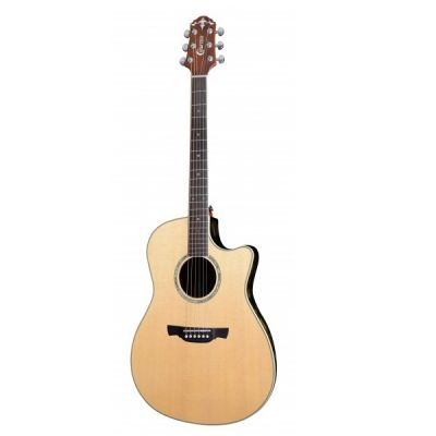Электроакустическая гитара Crafter WB-700CE/NT+Чехол