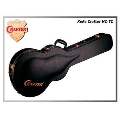 Электроакустическая гитара Crafter GLXE-3000/BB + Кейс