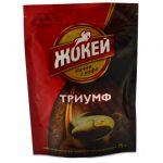 Кофе Жокей Триумф (75г, растворимый сублимированный, в мягкой упаковке) 0999-24