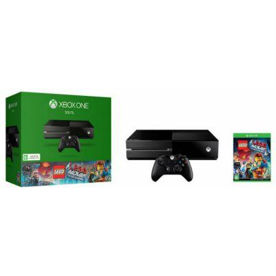 Игровая приставка Microsoft Xbox One + игра: Lego the Movie 5C7-00181