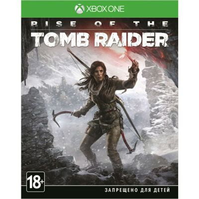 Игра для Xbox One Microsoft Rise of the Tomb Raider (18+) PD5-00014