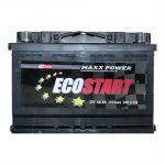 Автомобильный аккумулятор Ecostart 66 п.п. 9174320
