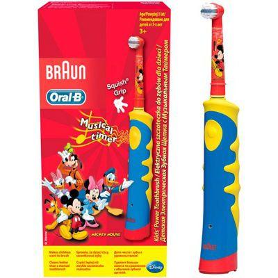 ������������� ������ ����� Oral-B Mickey Kids ��� ����� ������/������� 80252731/80206610