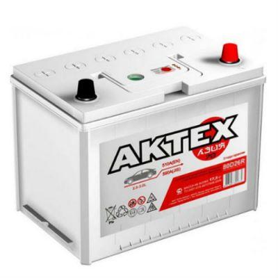 Автомобильный аккумулятор Актех (AT) 64АЗ-L п.п. (корпус 60) 9138237