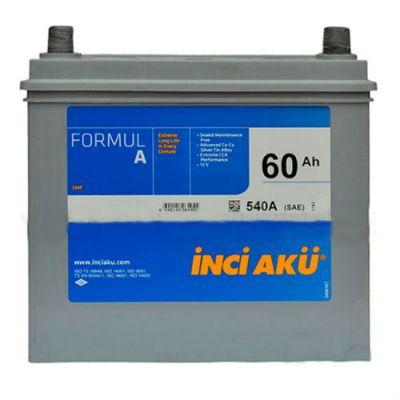 Автомобильный аккумулятор Formula Inci (4427) Asia 60 (540) (D23 060 054 110) п.п. 9174548