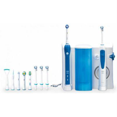 Oral-B Зубной центр Professional Care OXYJET + 3000 белый